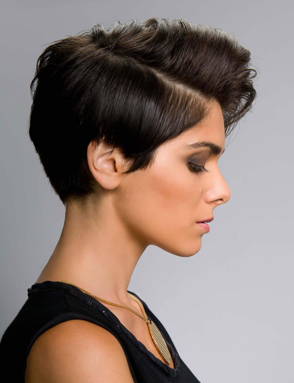Coup courte | Coiffure cheveux long