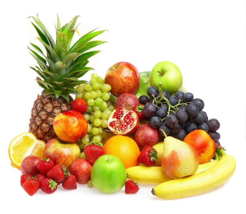 Cette corbeille de fruits me fait envie
