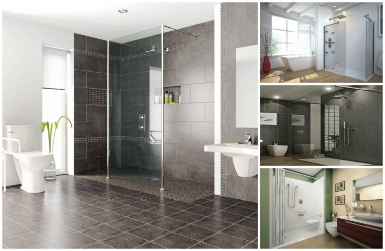 Idee deco salle de bain pour mon carrelage je voudrai le top - Image deco badkamer ...
