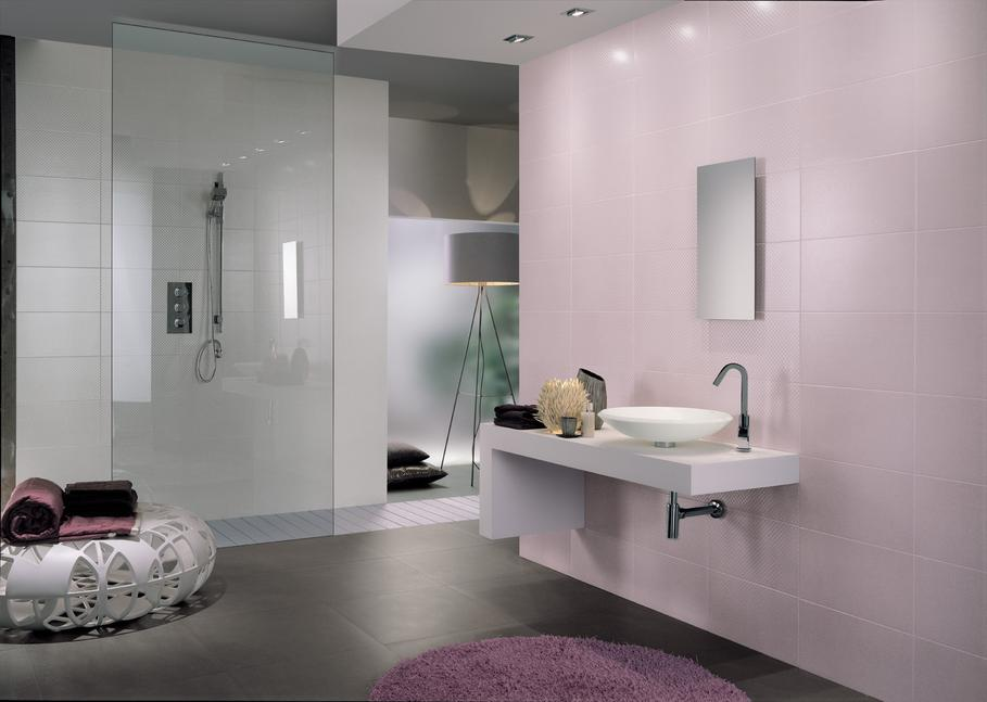 Beautiful Idee Carrelage Salle De Bain Moderne 2 Ideas - Matkin