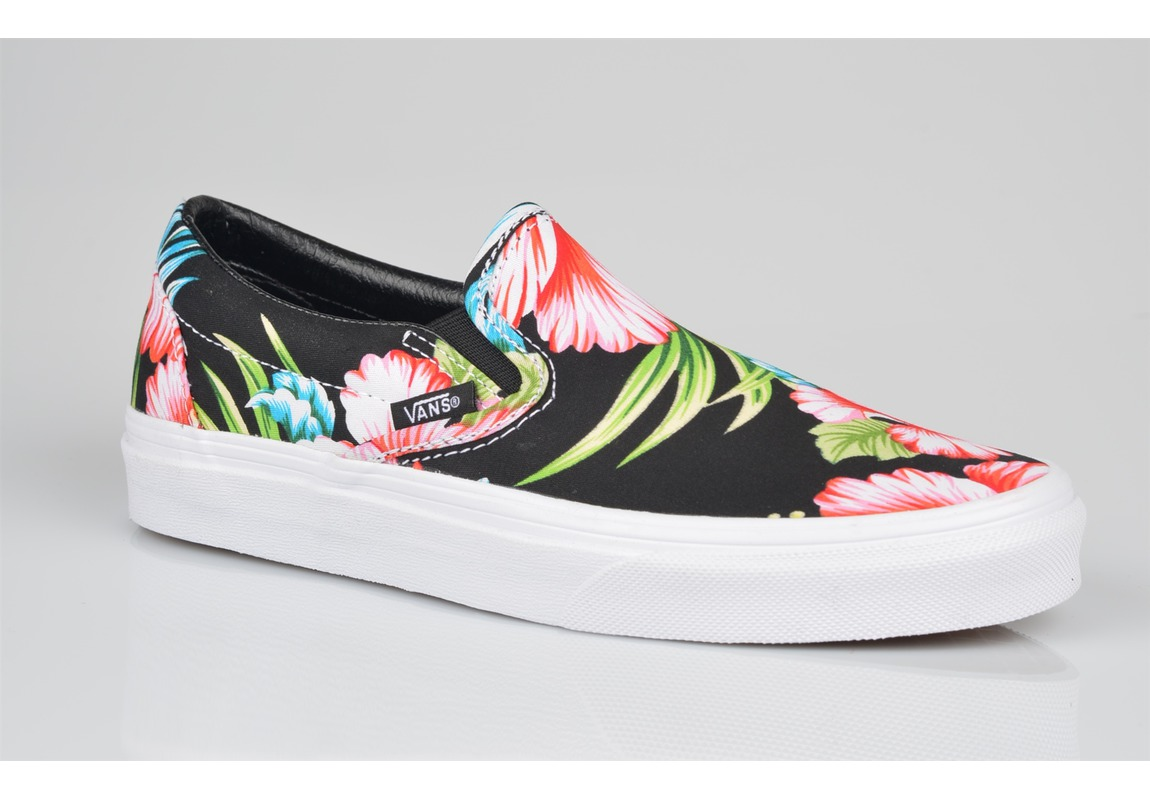 vans fille slip on